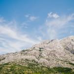 Hory v okolí Bašky Vody