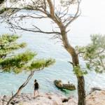 Nejkrásnější pláže v Chorvatsku - Brela