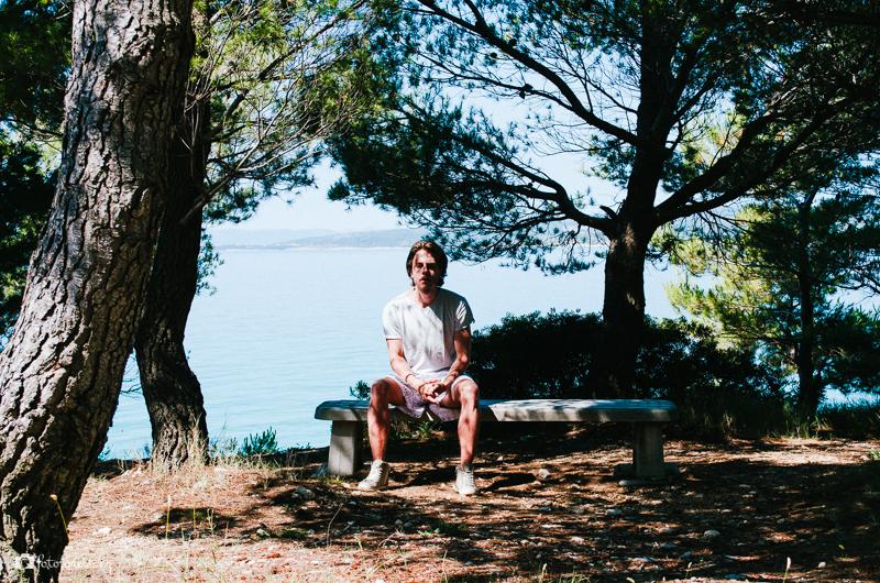 Jsem Forest v Chorvatsku