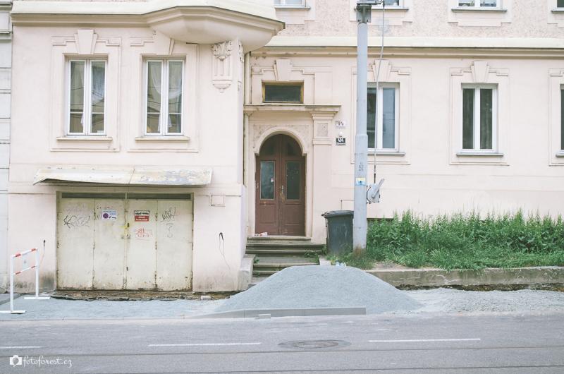 Dům, ve kterém bydlím