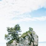 Kamen Brela - ostrov