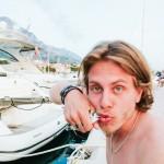 Chytání ryb v Chorvatsku