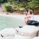 S pivkem u moře