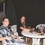 S Tiborem na dvoře