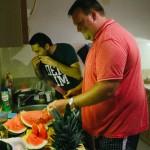 Kluci s melounem