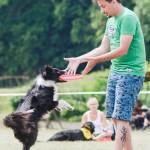 Ondřej Uhlíř na brněnských psích dnech