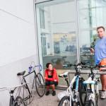 Na kole v Olympii