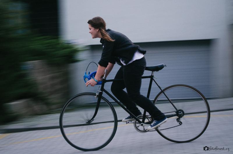 Deniska na kole
