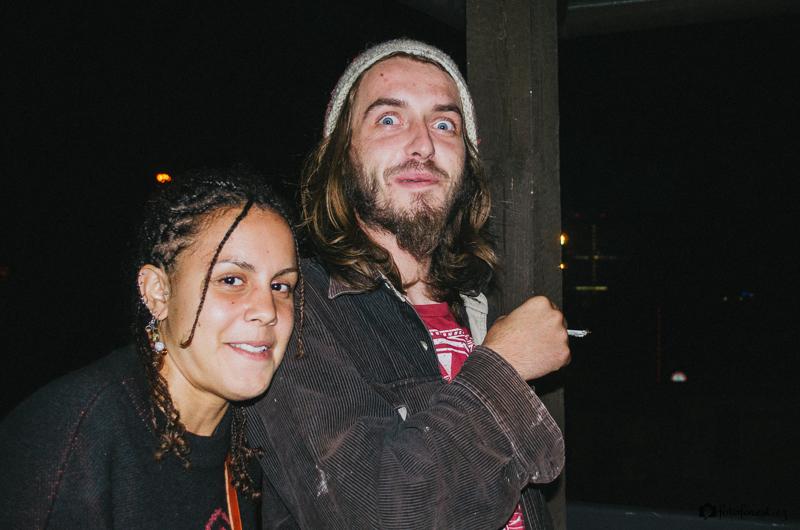 Fatima a Kryštof