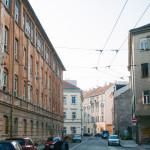 Na kole po Brně
