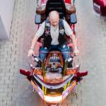 Honda Pan European sraz Brno