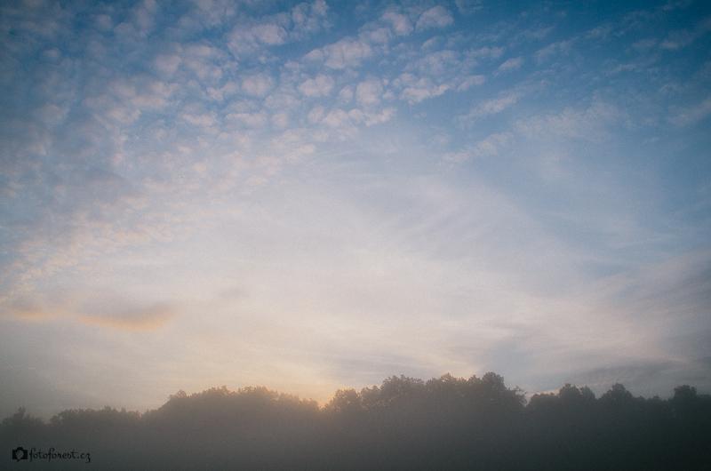 Nejkrásnější východ slunce