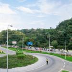 Cyklojízda - Nakoleon 2014 Brno