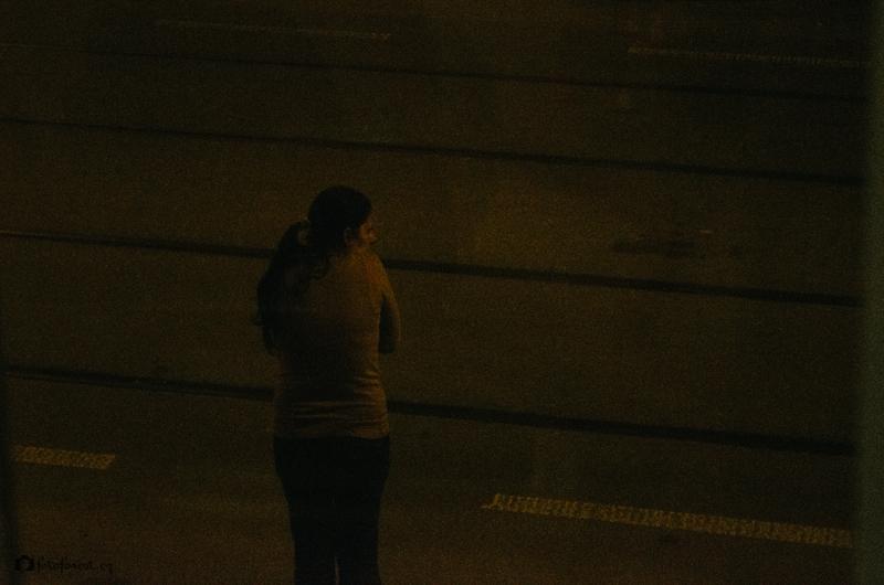 Klára na ulici