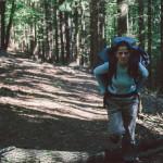 V lese u Náměště nad Oslavou