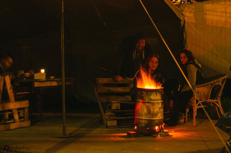 Oheň v klubu Na Dráze Brno