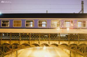Hlavní vlakové nádraží Brno