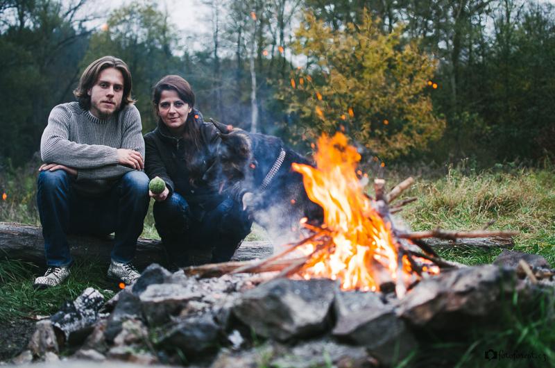 U ohně s Klárou a Agnes