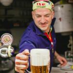 Pivní speciál Poutník 14 na Dráze FBB klubu