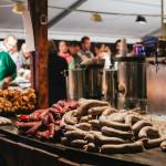 Farmářské trhy v Brně na náměstí Svobody