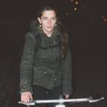 Na kole na nákup