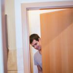 Petr a záchodový vtípek