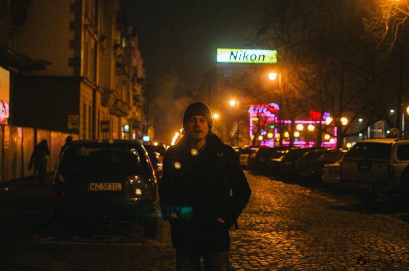 Nikon ve Varšavě