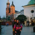 Historické centrum Krakova