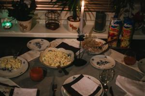 Štědrovečerní hostina