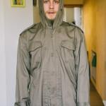 Forest s kabátek ze sekáče