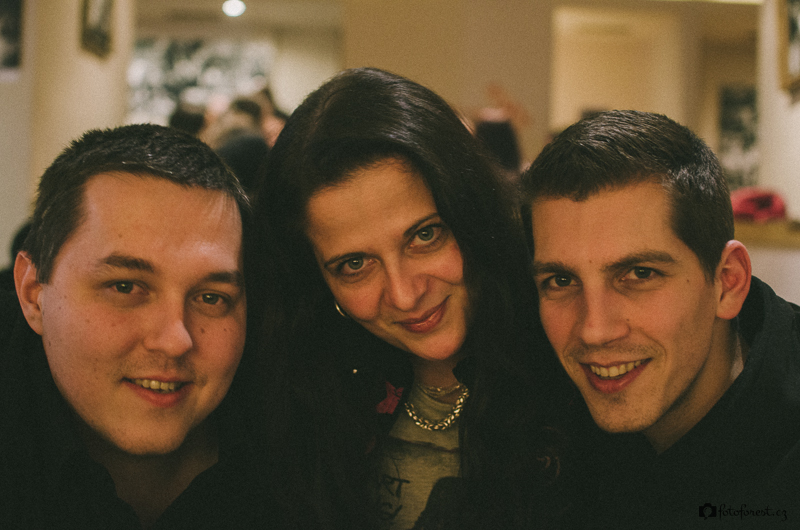 Beny, Klára a Jarek
