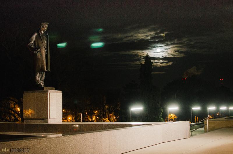 Opravené Moravské náměstí v Brně