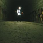 V tunelu Údolí Oddechu