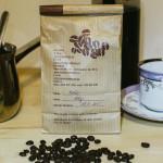 Zrnková káva směs Keňa