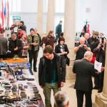 Na Mezinárodní výstavě nožů v Brně