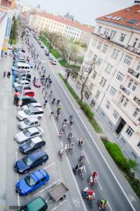 Velká jarní cyklojízda Brno 2015