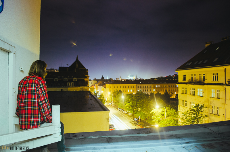 Na střeše Sokola