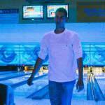 Jarek na bowlingu v Krpoli