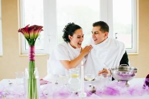 Novomanželský oběd
