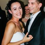 Dojemný novomanželský tanec