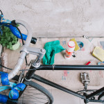 Sundané omotávky na kole