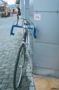 Zákaz stání kol