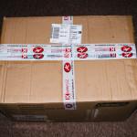 Nový batoh Prima Trekker v krabici