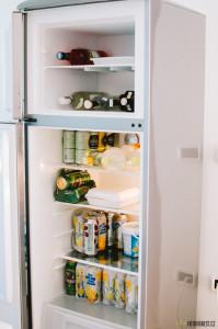 Lednice plná chlastu