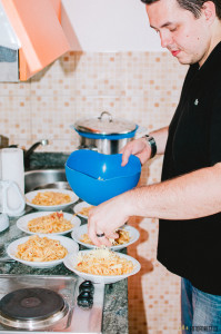 Beny vaří v Chorvatsku