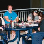 Hrajeme Aktivity v Chorvatsku na terase
