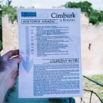 Průvodce hradem Cimburk