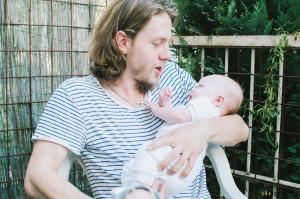 Já s miminkem