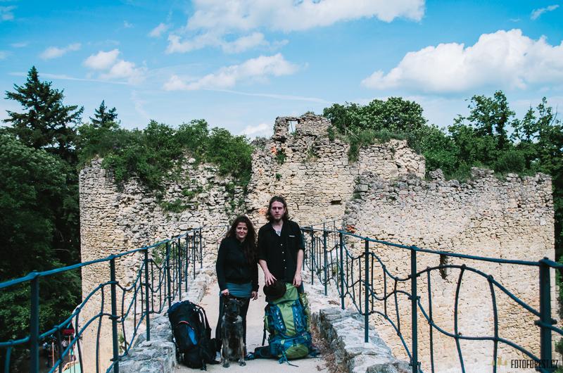 Výlet na zříceninu hradu Cimburk
