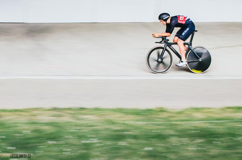 Alex Frame cycling